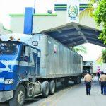 Si el paro se hace efectivo, los camiones de carga no saldrán de El Salvador ni dejarán entrar a otros que vengan de la región.
