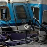 Imagen de otro accidente ferroviario en Argentina en 2012. Foto Reuters