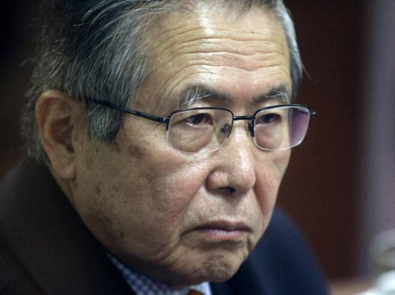 El expresidente Alberto Fujimori seguirá en prisión.
