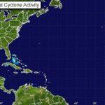 Se forma tormenta tropical en el sureste de México