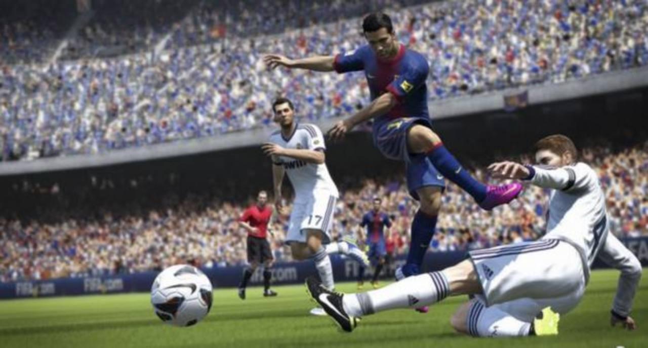 FIFA 14 saldrá a la venta en septiembre