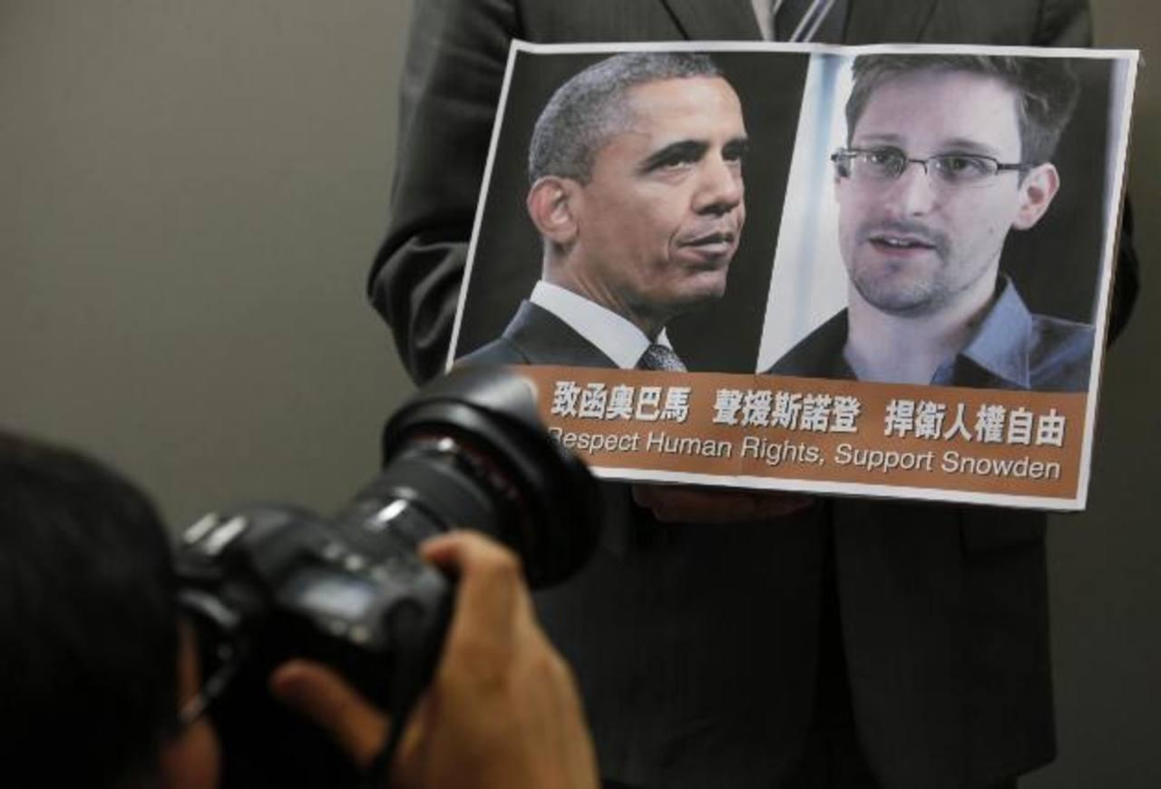 El extécnico de la CIA, Edward Snowden, aún se encuentra en Moscú y es requerido por Estados Unidos. foto edh / ap