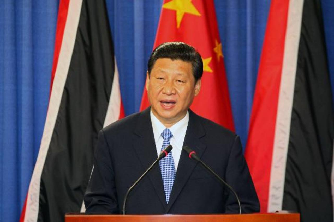 Xi Jinping llega este domingo a Costa Rica con un portafolio lleno de proyectos de asistencia económica. Foto EDH / ap