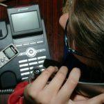 El ministro, Ricardo Perdomo, indaga escuchas de teléfonos que podrían llegar al crimen organizado. Foto EDH / Archivo