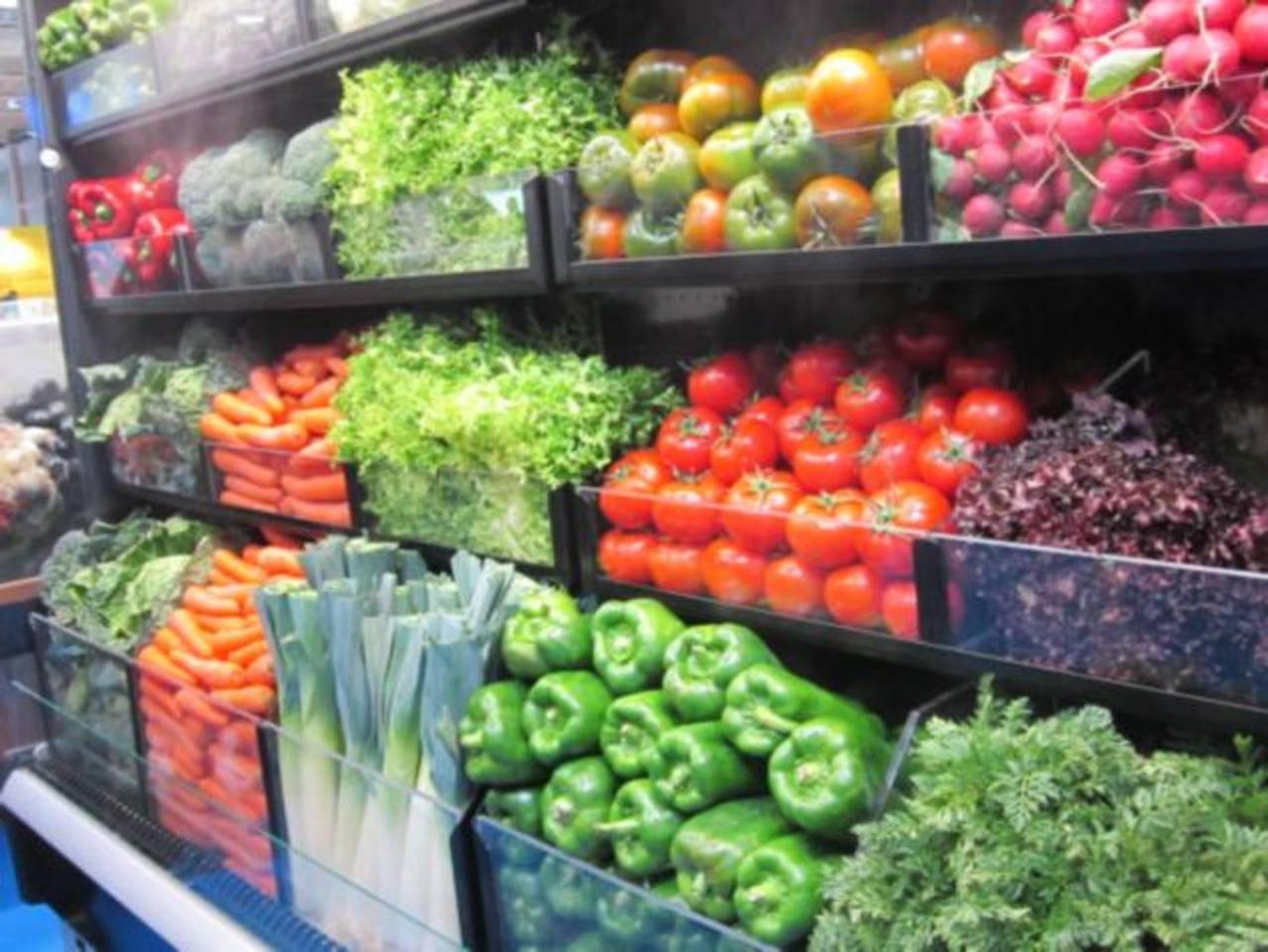 El 20 % de las exportaciones de hortalizas es para C.A.