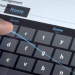 Typing Gesture, el teclado de Google para Android