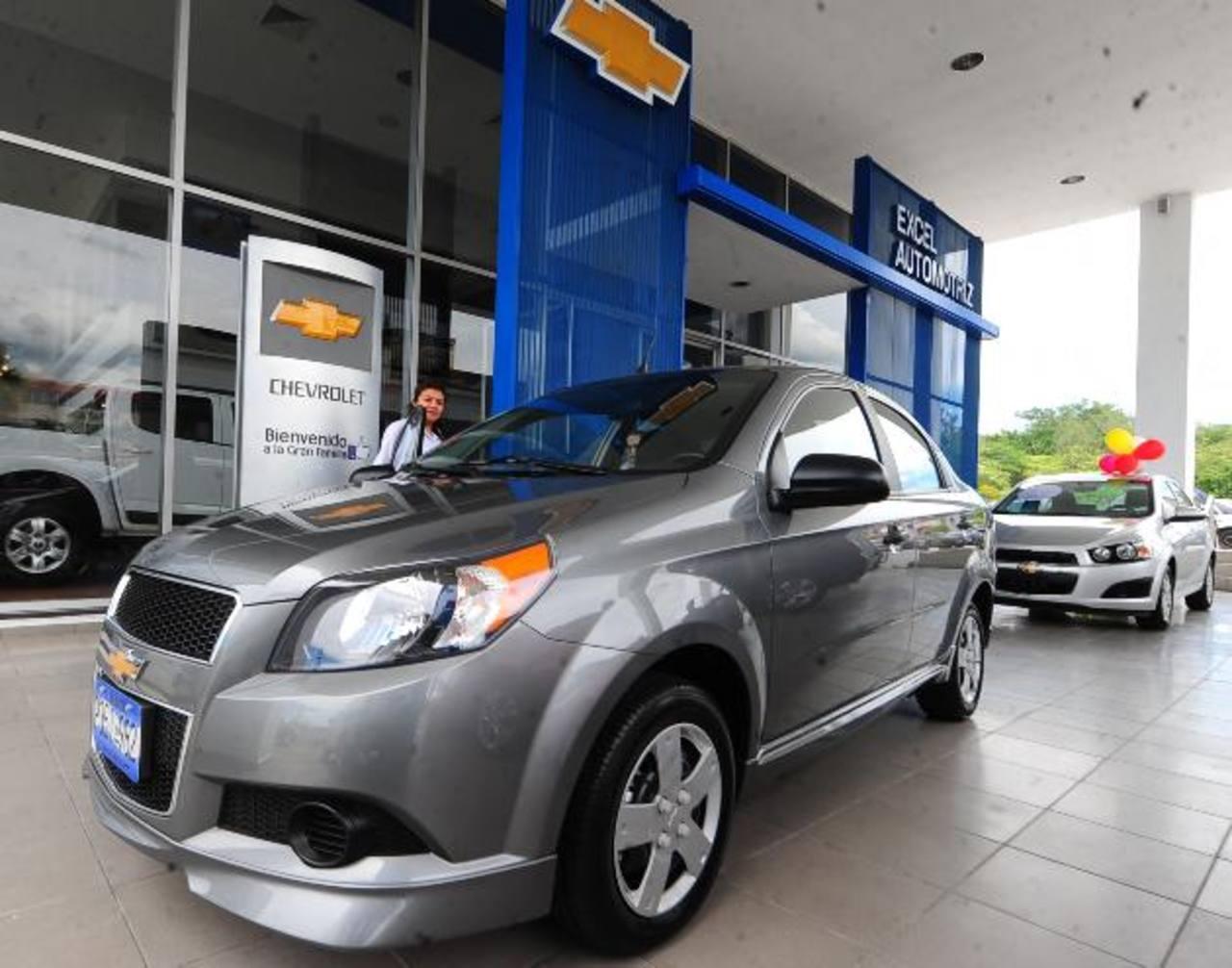 Durante 30 días, hasta el 10 de julio, Chevrolet tendrá precios especiales en todos sus modelos de autos. foto edh / huber rosales