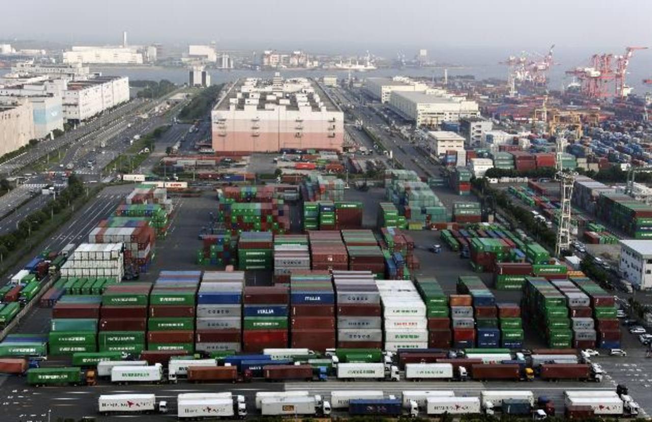 Las importaciones de Gran Bretaña fueron menores. foto edH