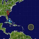 Tormenta tropical Andrea avanza por costa de EE.UU.
