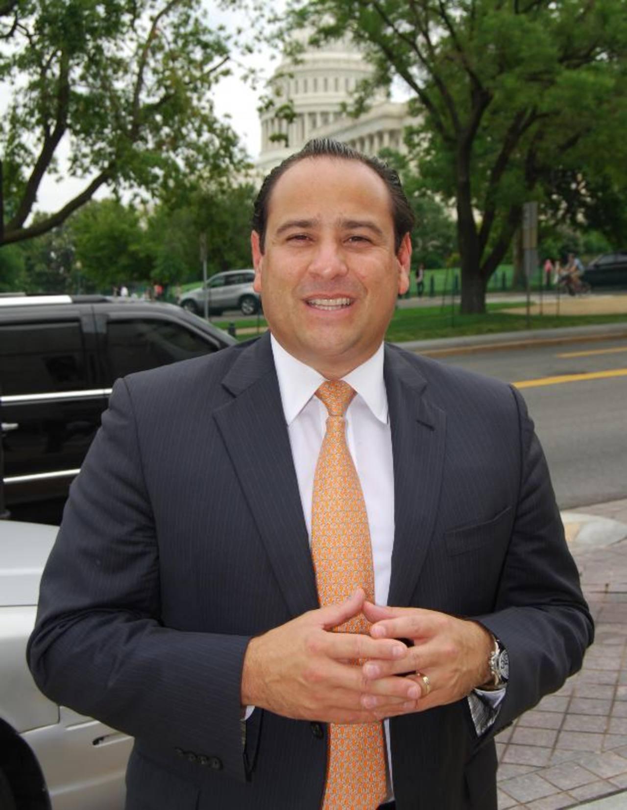 Carlos Guerrero, presidente de la Cámara Salvadoreña de la Construcción (Casalco). foto EDH / tomas guevara
