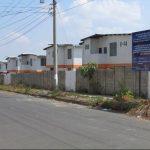 Fonavipo no ha logrado vender las casas del programa Casas para Todos y ello no le permitió honrar la cuota de un préstamo de $50 millones que adquirió con el BCIE. foto EDH / archivo