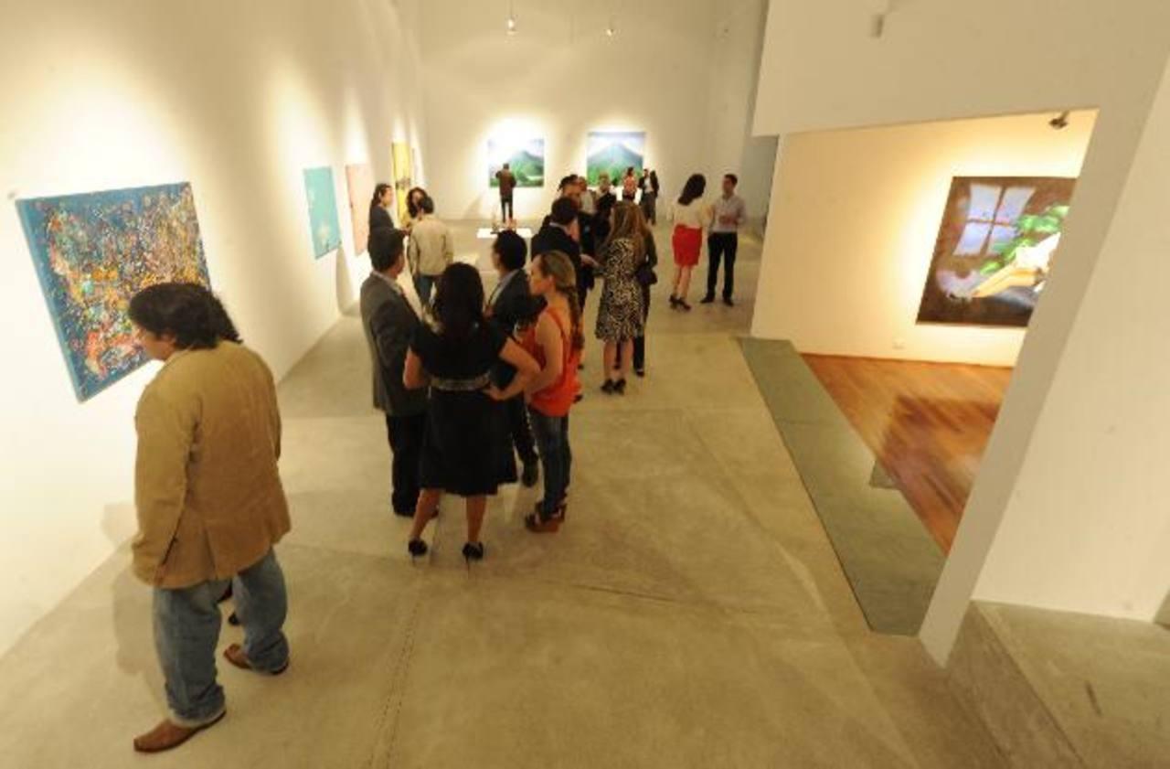 La muestra estará abierta hasta el 30 de julio, en Guatemala.