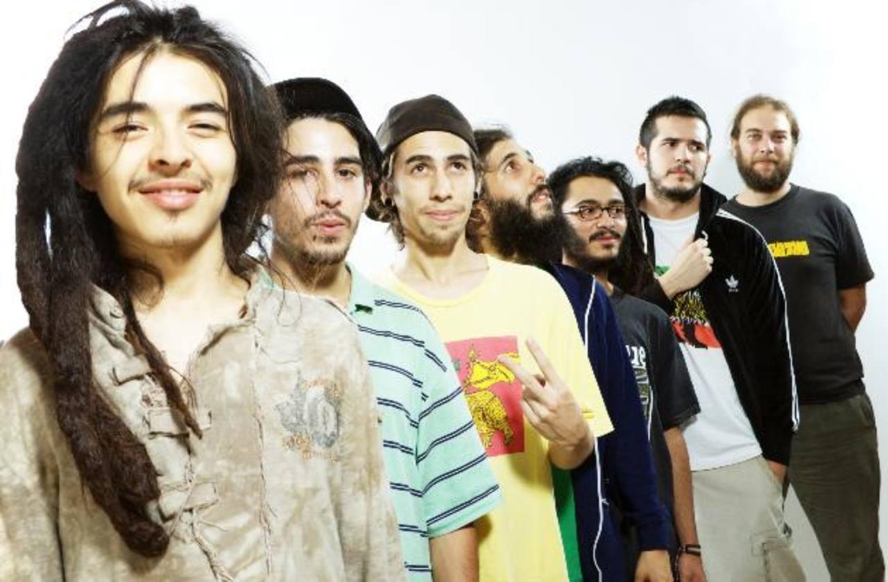 La agrupación es una de las más destacadas del reggae latino.