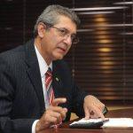Superintendente del Sistema Financiero, Víctor Ramírez. Foto EDH