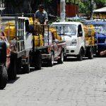 Los distribuidores de gas han dicho que están recibiendo menos cilindros, mientras que la demanda ha incrementado por el temor al desabastecimiento. Foto EDH/mario amaya