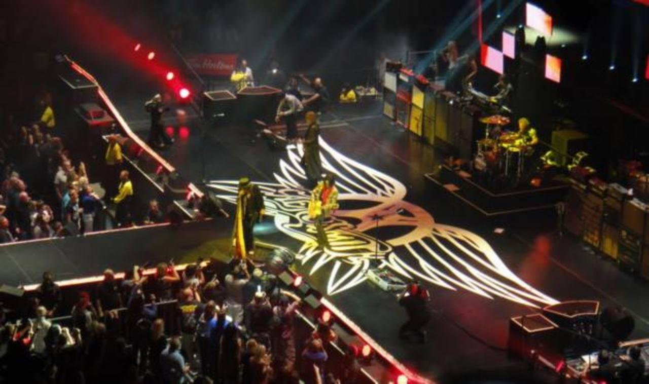 Entre $27 y $127 cuestan los boletos para ver a Aerosmith