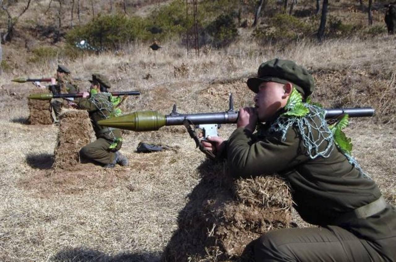 Propuesta de Pyongyang fue aceptada por Seúl, tras superar crisis bélica. Foto edh/aRCHIVO.
