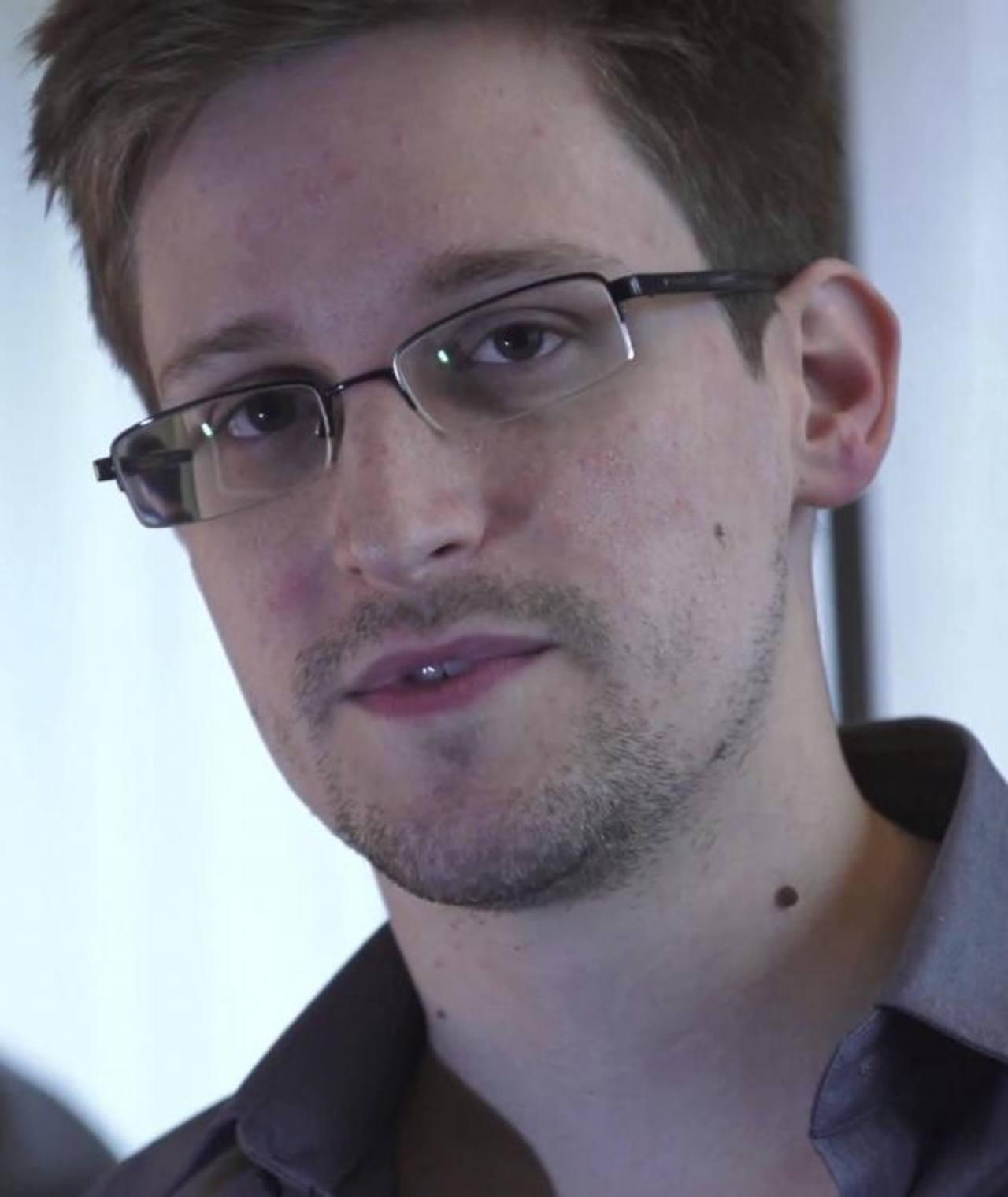 Edward Snowden, extécnico de la CIA y de la Agencia de Seguridad Nacional (NSA).