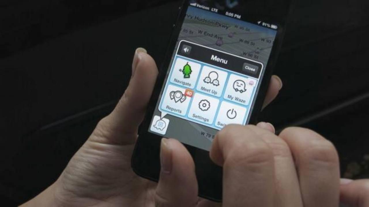 La aplicación Waze llegaría a Facebook