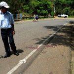 Los cuatro jóvenes fueron asesinados la medianoche del sábado en Tacuba, Ahuachapán. Foto EDH / Archivo.