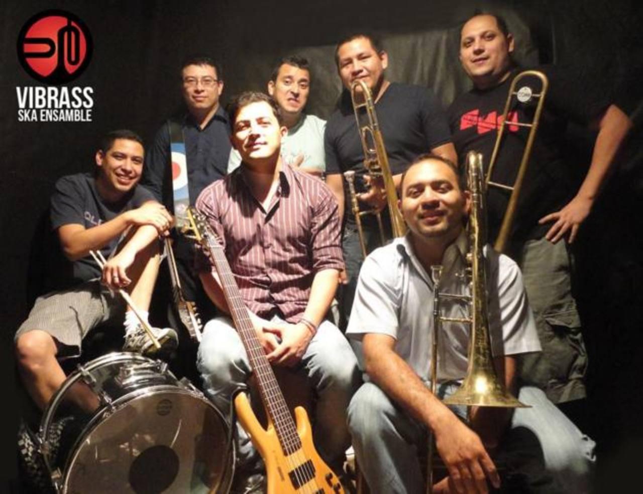 El jazz y ska estará a cargo de este grupo que destaca con sus instrumentos. Foto EDH / cortesía