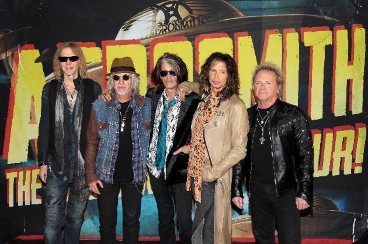 """Aerosmith: Un show """"único en la vida"""""""