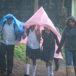 Onda tropical dejará más lluvias en las próximas horas