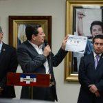 El COENA dijo ayer que ARENA ha ganado terreno entre electores. foto edh /mauricio cáceres