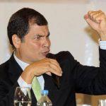 Correa arremete contra los medios