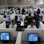 En las elecciones de 2012, fue la española Indra la que transmitió los resultados. Foto EDH / Archivo