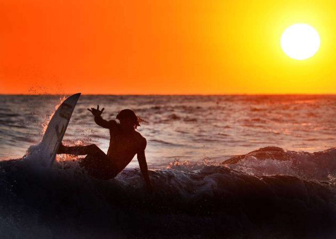 El país tiene 200 kilómetros de playa que pueden ser explotadas con el turismo basado en el surf. foto edh / mario amaya