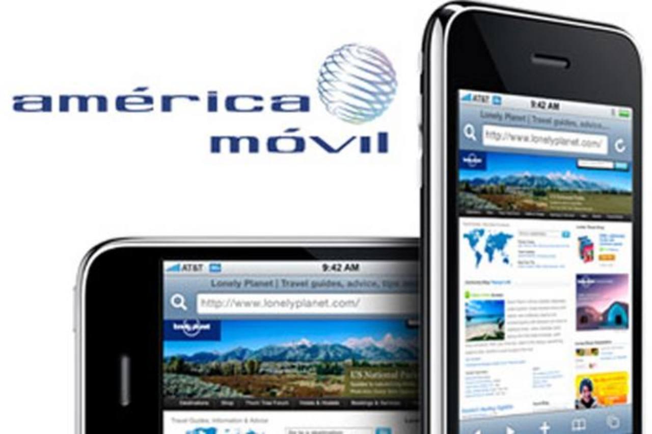 La empresa reportó un alza interanual del 5% en sus accesos totales -incluyendo móviles, telefonía fija, TV de paga e internet de banda ancha- hasta 328.8 millones. Foto: Expansión/ ARCHIVO.
