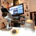 Panasonic ofrece sistemas de videovigilancia para completar la seguridad informática.