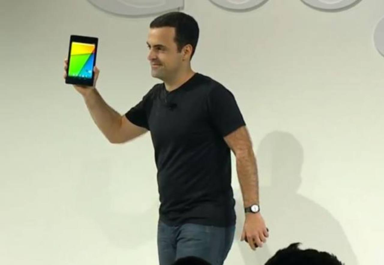 Google presenta su nueva Nexus 7