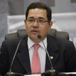 """Rivas ocupó la frase del presidente Funes para hablar sobre Gutiérrez: """"Le perdí la confianza""""."""