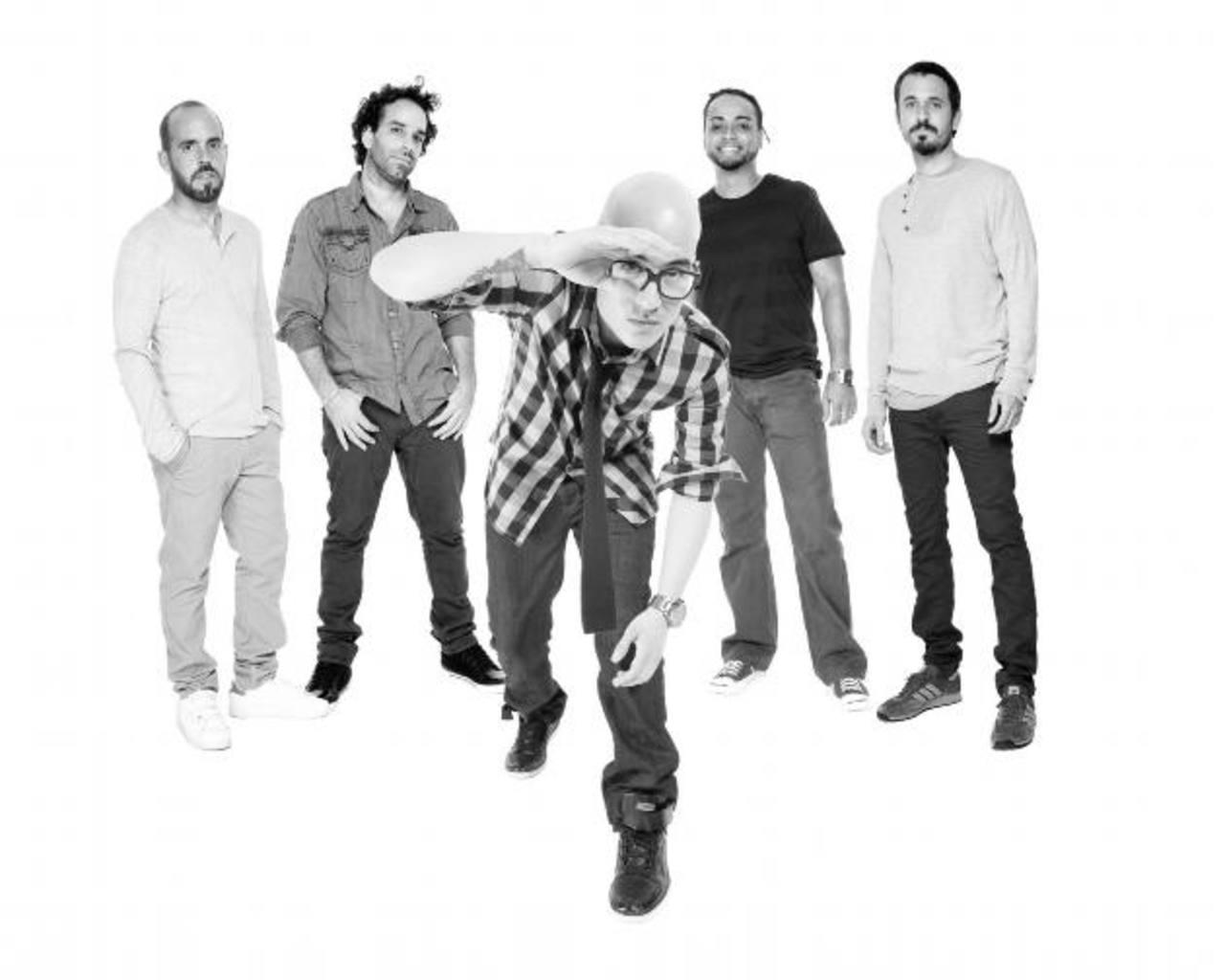 La banda boricua estará en el Cifco a finales de agosto.