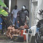 Ayer por la tarde, la Policía aún no reportaba la recaptura del grupo fugado de las bartolinas de Lourdes. Foto EDH / Éricka Chávez