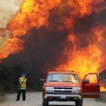 Se extiende incendio forestal en sur de California