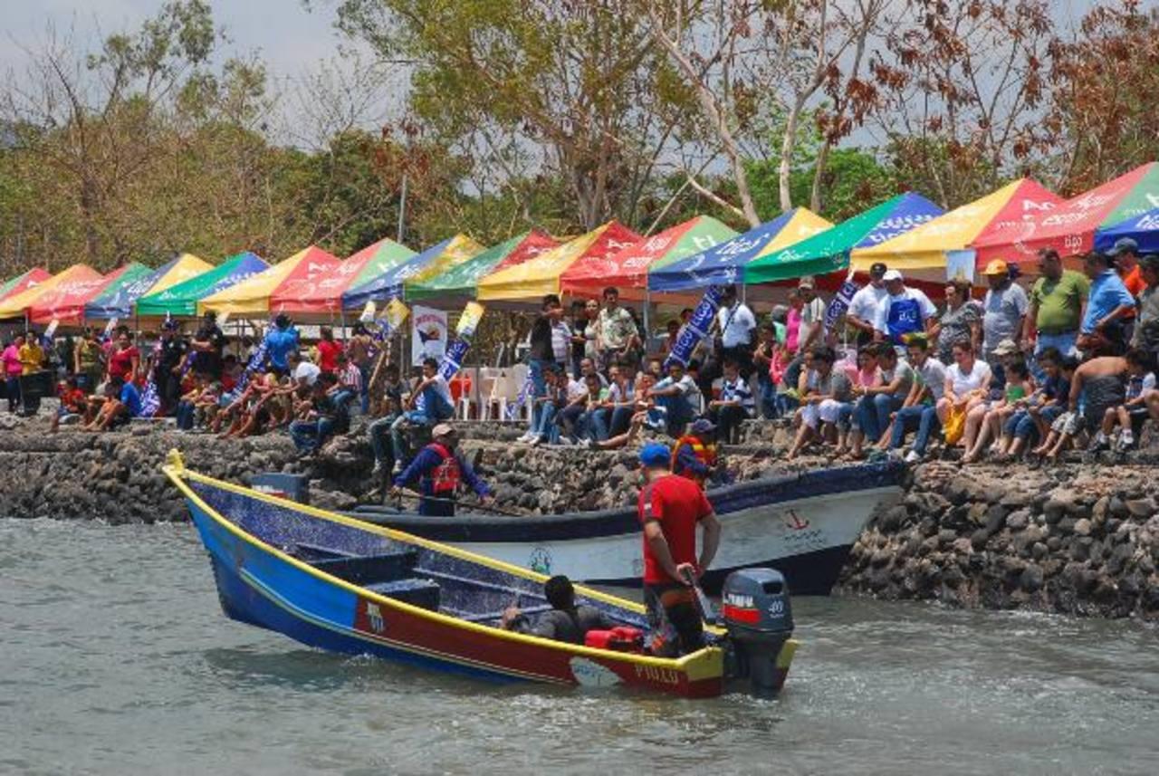 Para el 4 de agosto se tiene programada la competencia de lanchas en la bahía unionense.