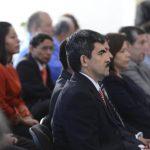 Algunos de los funcionarios que integrarán el Instituto de Acceso a la Información. FOTO EDH/ARCHIVO