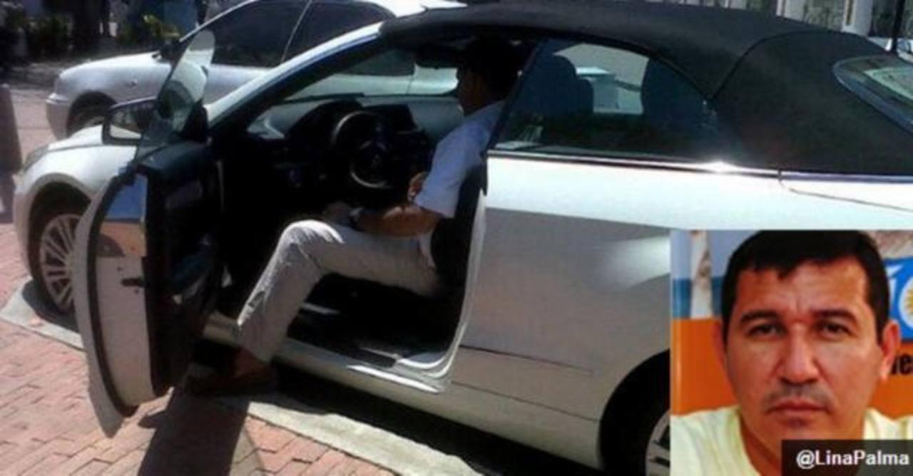 El vehículo del sacerdote colombiano esta valorado en unos $62,500. Foto tomada del Heraldo de Colombia