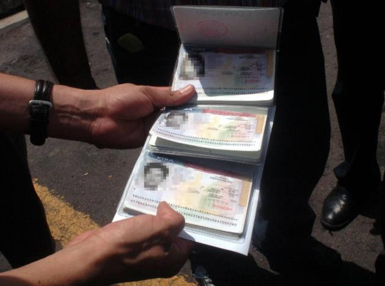 La Fiscalía logró la condena de una mujer nicaragüense por estafar con visas falsas a Estados Unidos. Foto EDH / Archivo