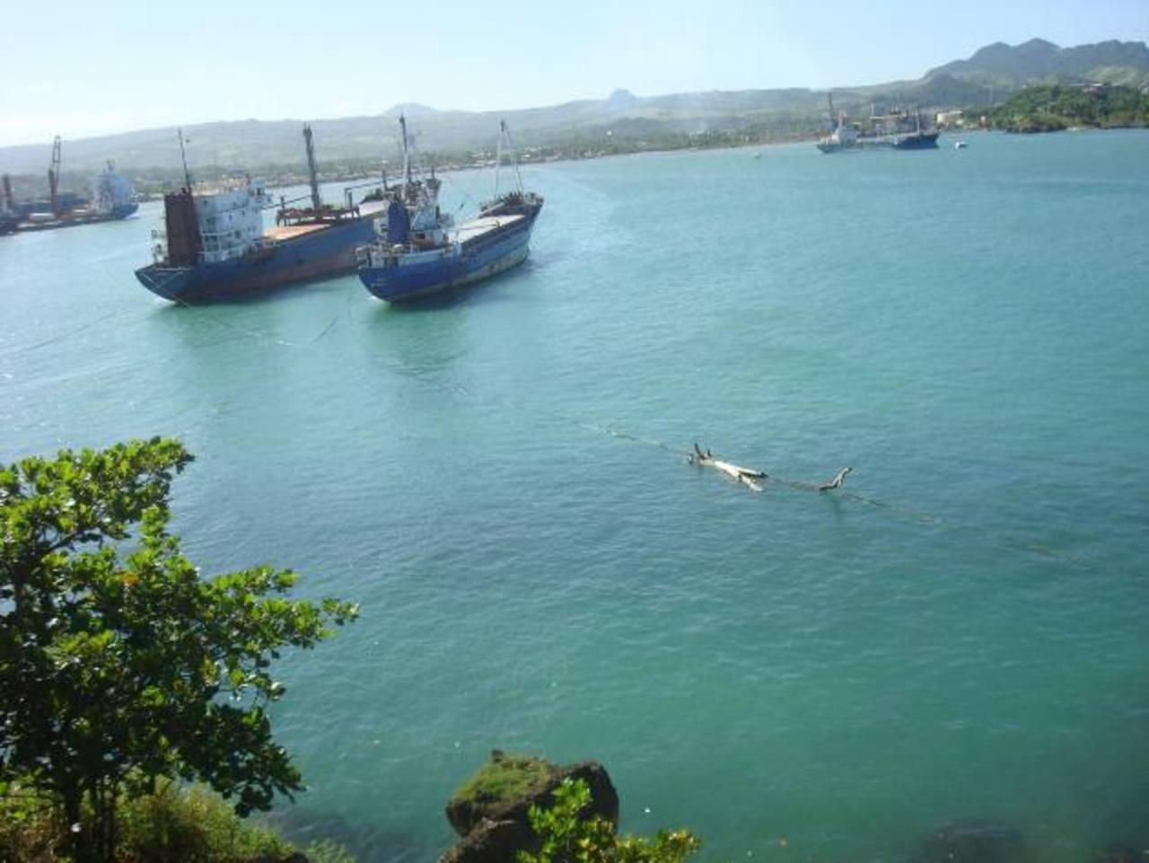 Por cada 14 productos que llegan de Estados Unidos, República Dominicana sólo pone uno en ese país. Foto edh /Archivo