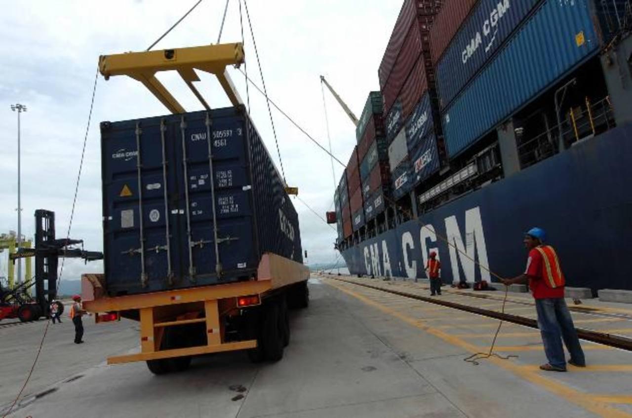 El Salvador tiene un TLC con Panamá. foto edh/archivo
