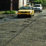 El mal estado de las calles del centro de San Miguel es generalizado debido a la falta de un mantenimiento rutinario en los últimos años. foto edh / Francisco Torres
