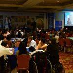 Ayer se presentó el Estado Mundial de la Infancia 2013, centrado en los niños con discapacidad. Foto EDH