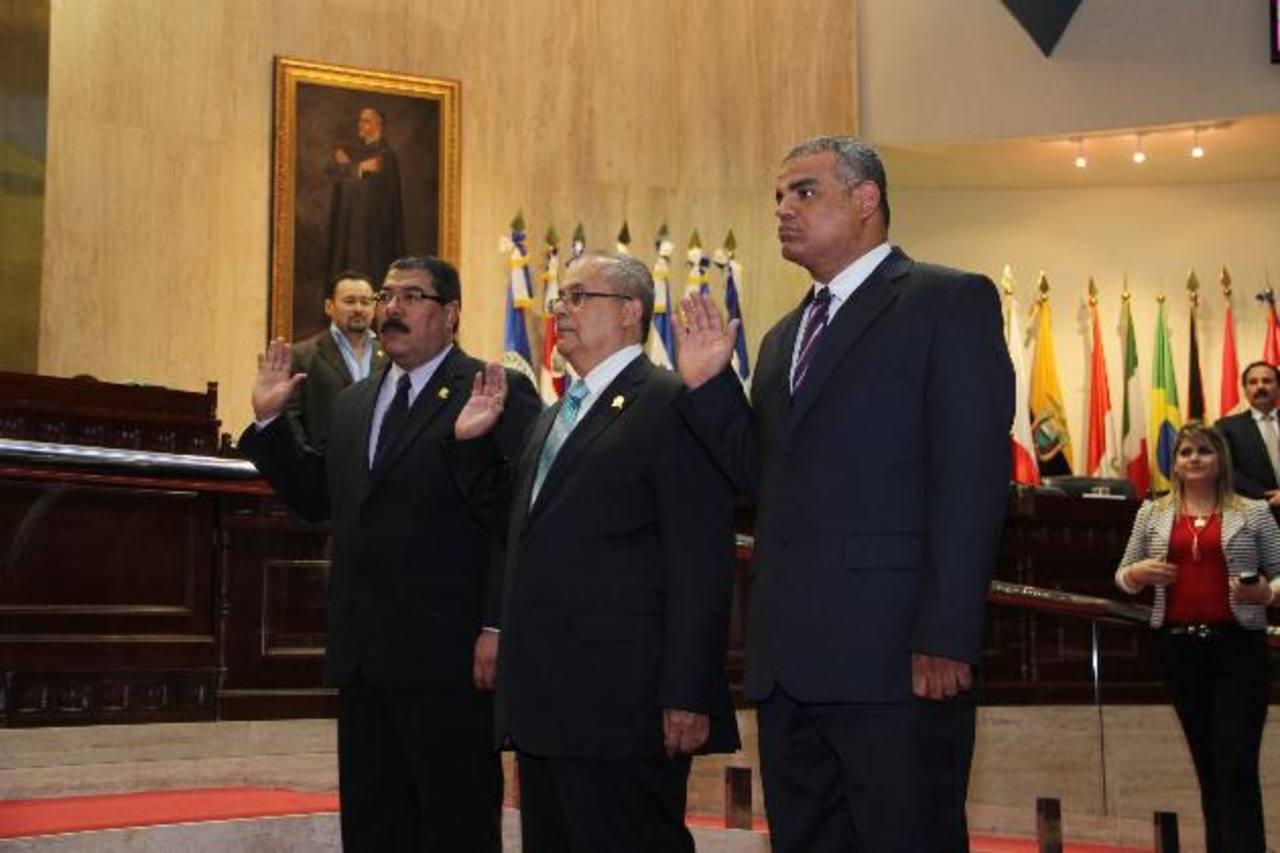 La última elección de magistrados de la Corte de Cuentas del 27 de junio fue anulada por la Sala de lo Constitucional.