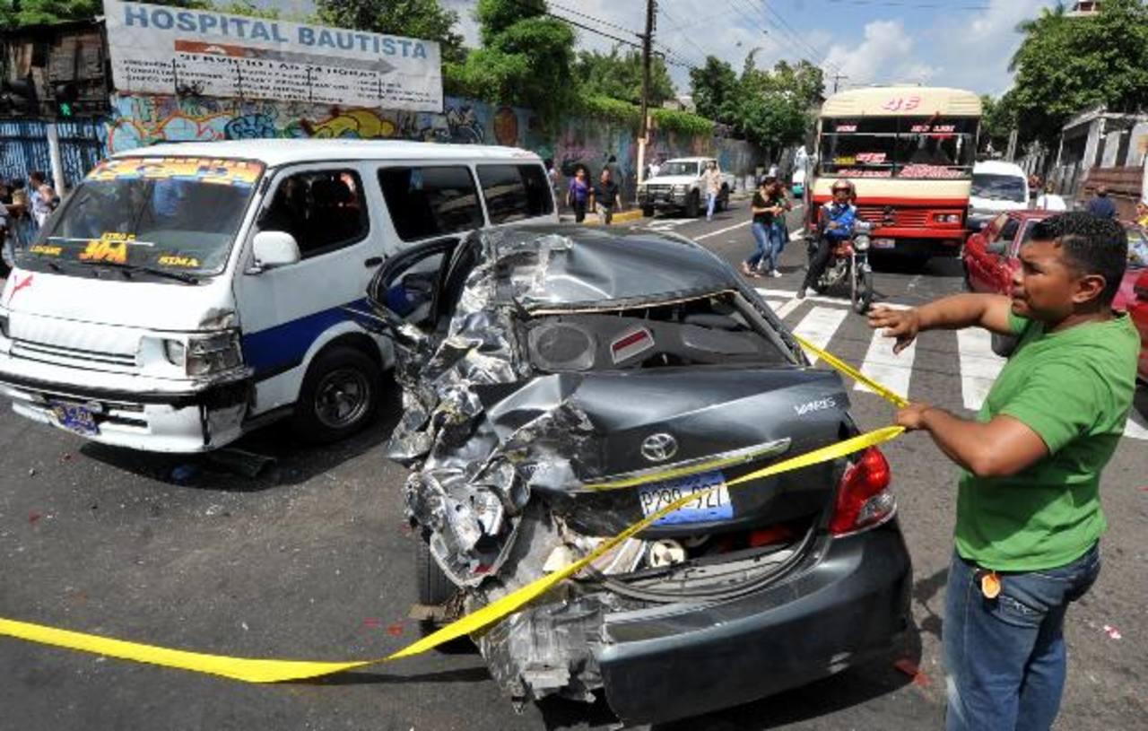 El seguro también responderá ante diversos accidentes.