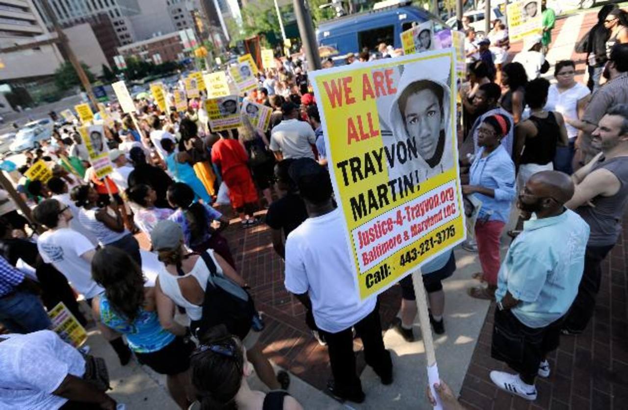 Protestas en ciudades de EE. UU. se realizarán este sábado contra el fallo en el caso Trayvon Martin.