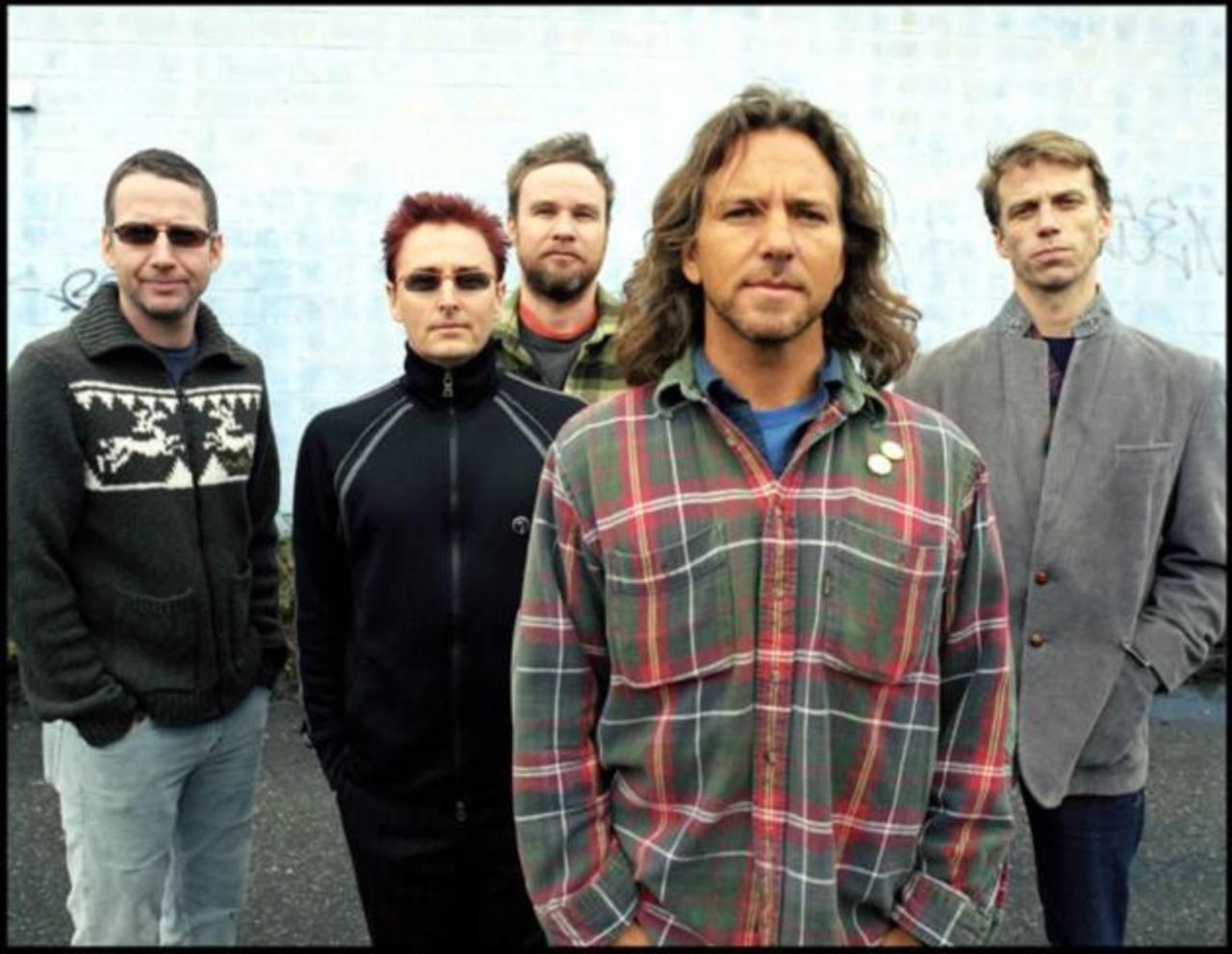 Pearl Jam anuncia su nuevo álbum 'Lightning Bolt'